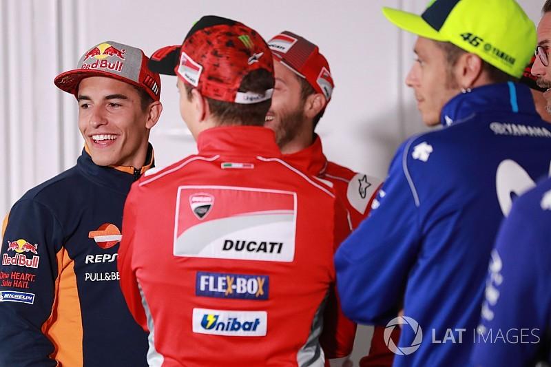 """Márquez: """"Firmo perder solo cinco puntos, como en Austria"""""""