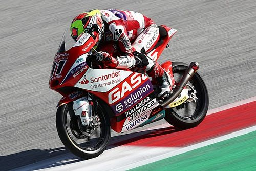 Austria Moto3: Garcia wins by just 0.027s with last-lap Oncu pass