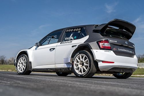 World RX announces 14-car grid for first fully electric season