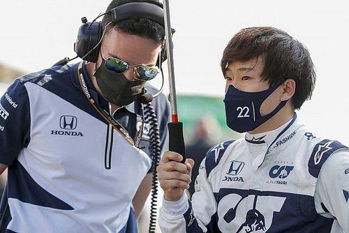 """F1: AlphaTauri """"nunca teve dúvidas"""" sobre renovação de Tsunoda"""
