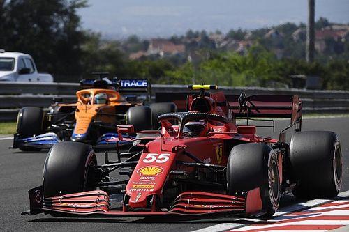 "Sainz ziet oude teams winnen: ""Maar Ferrari beste plek om te zitten"""