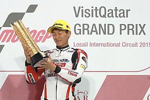 Toba écrit l'Histoire du Japon en Moto3