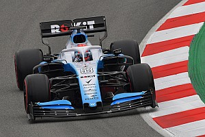 Fotogallery: l'esordio della Williams FW42 nei test di Barcellona 2019 con Russell