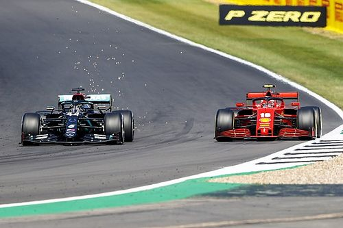 """Hamilton: Racing for Ferrari in F1 """"just wasn't meant to be"""""""