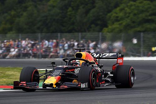 Verstappen'in gaz pedalına fazla hızlı basması, turbo gecikmesi yaşamasına sebep olmuş