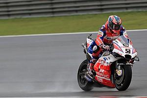 FP2 MotoGP Valencia: Petrucci ungguli Marquez-Rossi