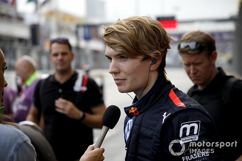 Ticktum laat laatste ronde Asian F3 Winter Series schieten