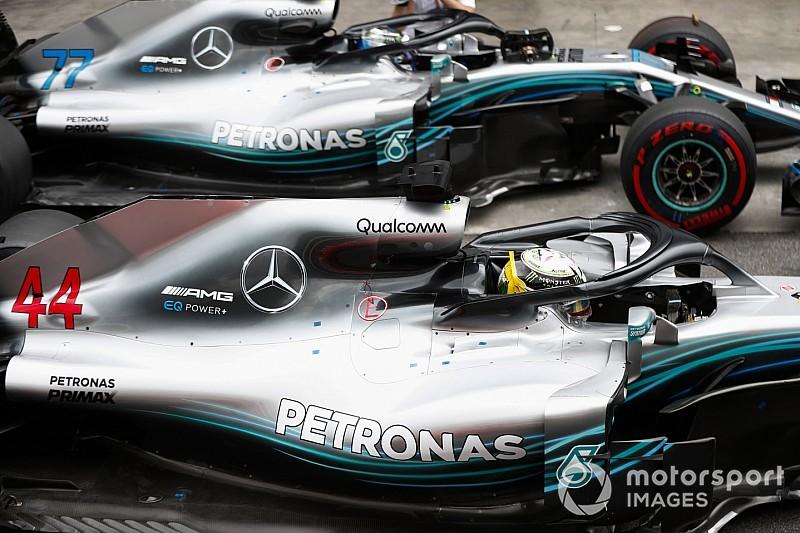 Mercedes promete