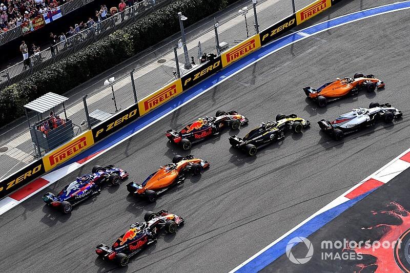 Reunión de los equipos de F1 para debatir cómo mejorar el espectáculo