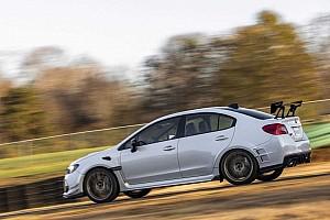 La Subaru la plus puissante de l'Histoire dévoilée