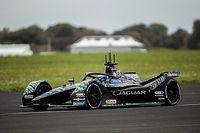 Bird, Jaguar'la ilk Formula E testini gerçekleştirdi