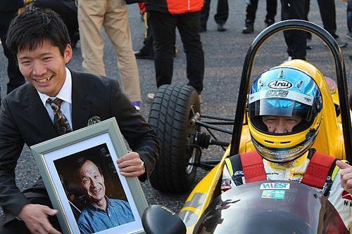 """鈴鹿で神谷誠二郎さんの追悼式「THANKS神谷」開催。ファンと関係者が笑顔で""""神やん""""を送り出す"""