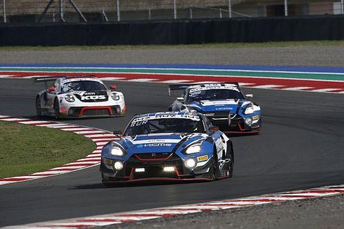 Nissan turns back on international GT3 racing