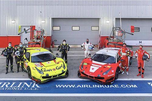 Giorgio Roda al via nell'Asian Le Mans Series con Kessel