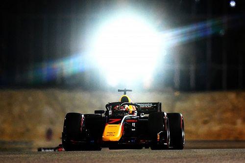 Sakhir F2: Tsunoda on pole, disaster for Schumacher