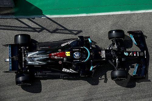 """Bottas: """"Hâlâ en hızlı araç olduğumuzu düşünmüyoruz"""""""