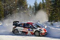 Toyota apunta a probar su WRC híbrido en el verano