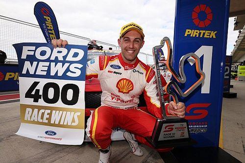 400 zwycięstwo Forda