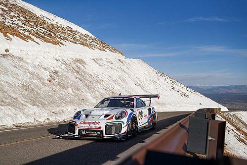 Champion Racing unveils Pikes Peak hillclimb Porsche