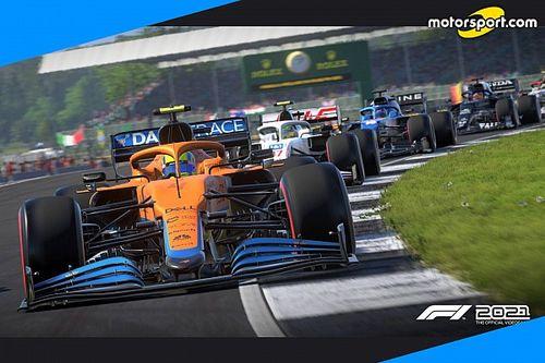 F1 2021: si scaldano i motori... via Play Station