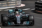 Formule 1 Wolff  : La Mercedes W08 se comporte