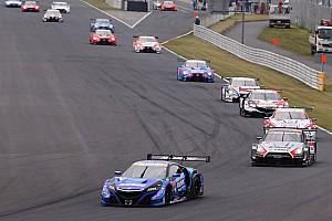 Super GT Breaking news Super GT changes schedule to avoid Fuji WEC clash