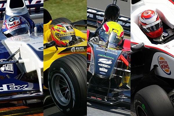 Formule 1 Diaporama Rookies de l'annéeen F1 : que sont-ils devenus ?