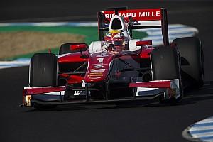 FIA F2 Gara Leclerc chiude i giochi in anticipo e conquista il titolo in Gara 1 a Jerez!