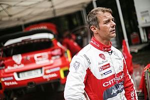 Citroën quiere que Loeb haga una prueba en tierra
