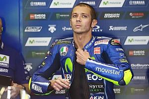 Valentino Rossi: Sollte nicht über den MotoGP-Titel 2017 nachdenken