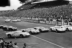 Ле-Ман Новость О борьбе Ford и Ferrari в Ле-Мане снимут фильм