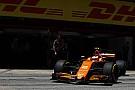 Un nuevo fallo en el motor Honda obliga a Vandoorne a salir último