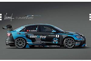 TCR News TCR 2017: Stefano Comini tritt mit Audi zur Titelverteidigung an