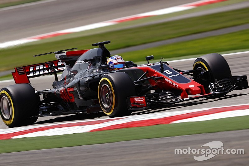 Grosjean se diz melhor com freios novos e quer uso na Rússia
