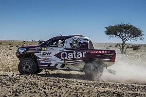 كروس كاونتري تقرير المرحلة العطية وساندرلاند وسونيك يحرزون لقب رالي قطر الصحراوي