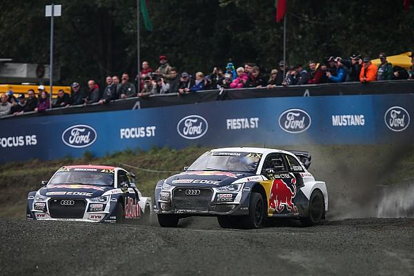 Rallycross-WM WRX 2017 Buxtehude: Mattias Ekström bricht die VW-Serie