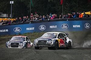 Rallycross-WM Rennbericht WRX 2017 Buxtehude: Mattias Ekström bricht die VW-Serie