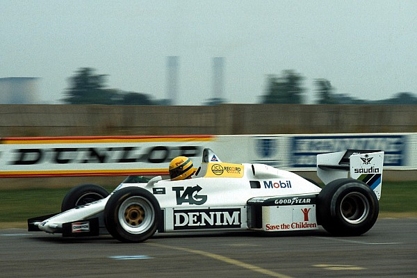 F1 GALERÍA: a 34 años de que Senna probará por primera vez un F1