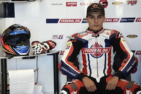 Navarro to skip Sepang Moto2 round after surgery