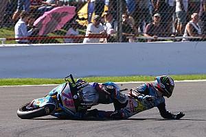 Moto2 Ultime notizie Frattura al bacino per Alex Marquez: weekend di Misano finito per lui