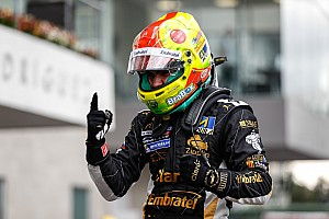 Formula V8 3.5 Race report Mexico F3.5: Fittipaldi completes weekend sweep in chaotic Race 2