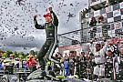 IndyCar Barber IndyCar: Power puncture hands Newgarden the win