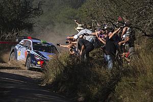 WRC Galería GALERÍA: lo mejor del Rally Argentina en imágenes
