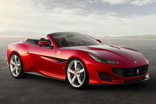 Auto Actualités Ferrari dévoile la Portofino!