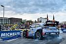 WRC Neuville lastra sus opciones de título por un toque en Alemania