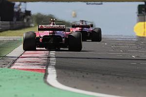Formule 1 Actualités Pirelli annonce les pneus pour le Grand Prix de Hongrie