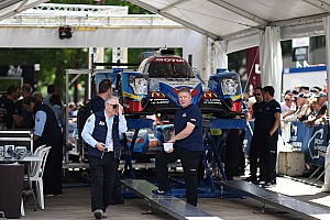 Le Mans Breaking news Rebellion LMP2 squad stripped of overall Le Mans podium