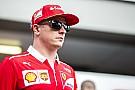 Räikkönen: vasárnap délutánig minden csak sztorizgatás