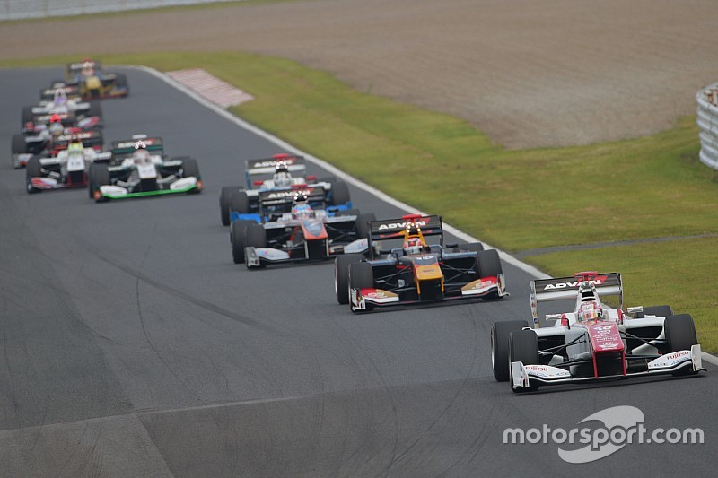 JAF鈴鹿GPの特別規則発表。レース2はタイヤ交換義務アリ