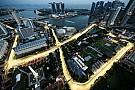 Wehrlein világítós sisakja Szingapúrra